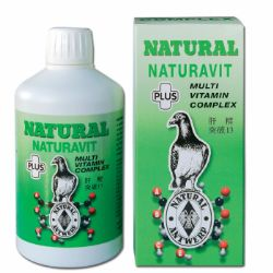 NATURAL MULTIVITAMIN&#45NATURAVIT PLUS 250 ML